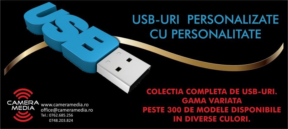 USB personalizat